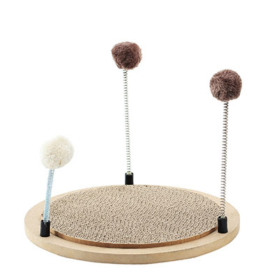Cat Scratcher Toy 2407