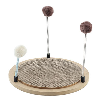 Cat Scratcher Toy 2414