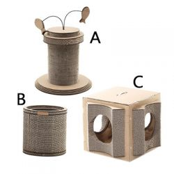 3 in 1 Cat Scratcher