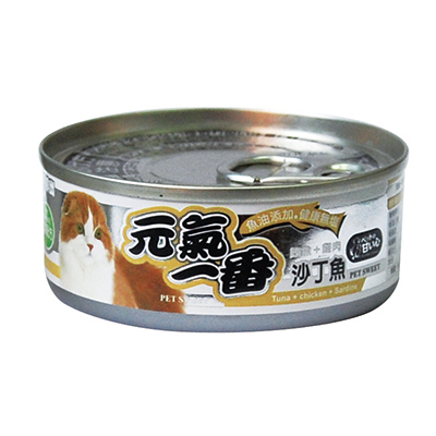 Tuna + Chicken +Sardine Cat Can