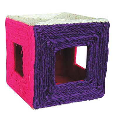 cat cube, cat play tubes, cat cube toy