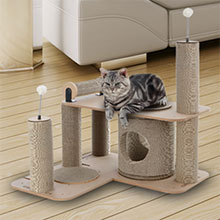 cat scratching post, scratching post, cat scratchers, cat post